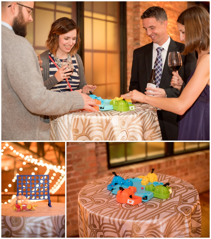 Lacey & Rob-Art Deco Inspired Wedding At American Tobacco