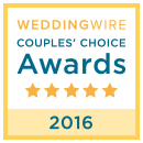 Wedding Wire Couples' Choice 2016