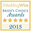 Wedding Wire Bride's Choice 2013