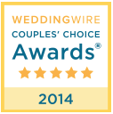 Wedding Wire Couples' Choice 2014