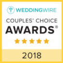 Wedding Wire Couples' Choice 2018